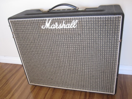1975 VINTAGE MARSHALL LEAD & BASS JMP50 COMBO MODEL 2100