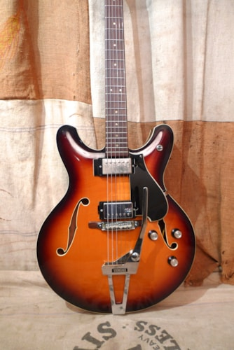 1973 Yamaha SA-30T Sunburst, Good, GigBag, $550.00