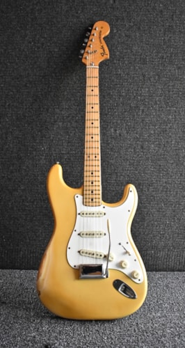 1974 Fender Stratocaster Very Good, Original Hard, $4,500.00