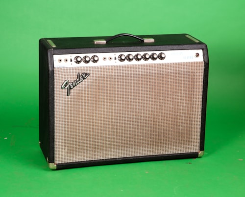 1974 Fender Vibrolux Reverb Silver