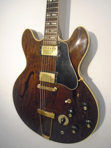 1974 Gibson ES-345 Stereo Walnut, Excellent, $4,399.99