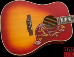 1974 Gibson Hummingbird Custom, 44 Years Old & STILL NEW in the BOX