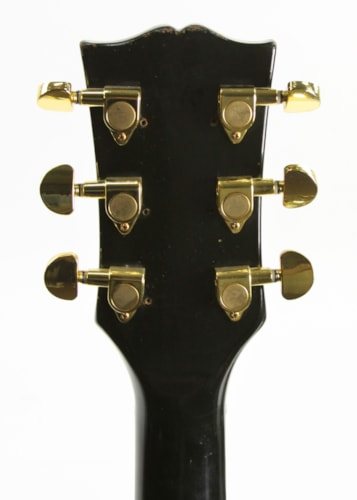 1974 Gibson LES PAUL CUSTOM Ebony, Good, Hard, $2,199.00