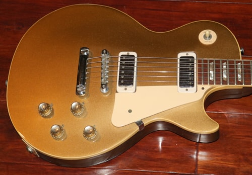 1974  Gibson Les Paul Deluxe  Goldtop