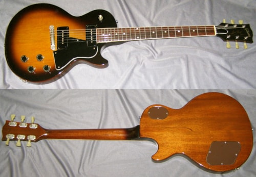 1974 Gibson Les Paul Special 55 Sunburst > Guitars Electric Solid Body |  GUITAR CRAZY