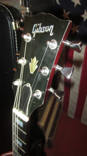 1974 Gibson SG STANDARD Cherry Red, Excellent, Hard, $1,495.00