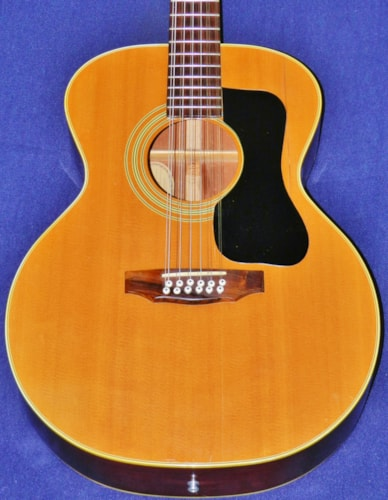 1974 Guild® F-212 Very Good, Hard, $995.00