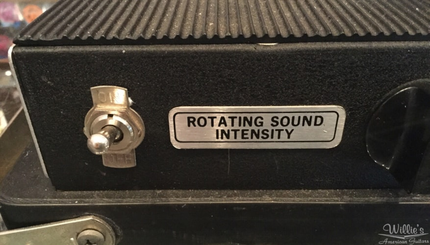 1974 Morley Rotating Sound Synthesizer Very Good