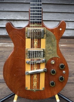 1974 NYC Hippie Alembic style custom build