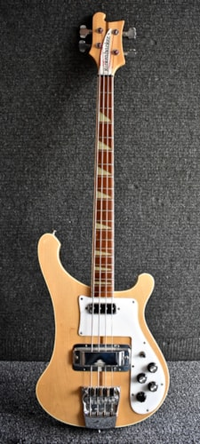 1974 Rickenbacker 4001  Excellent, Hard, Call For Price!