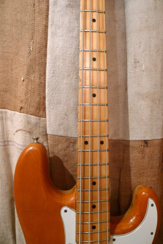 1975 Fender Precision Bass Natural