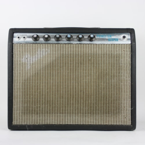1975 Fender Princeton Reverb Silverface, Good, $1,199.00