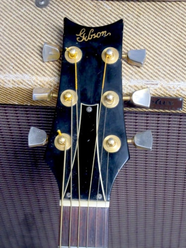 1975 Gibson MK-35 Natural, Excellent, GigBag