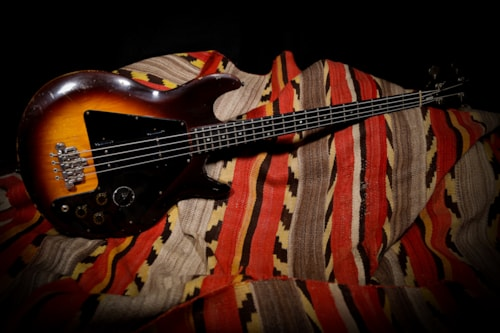1975 Gibson Ripper Sunburst