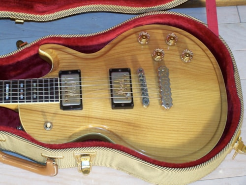 1975 Ibanez Professional Natural, Excellent, Hard
