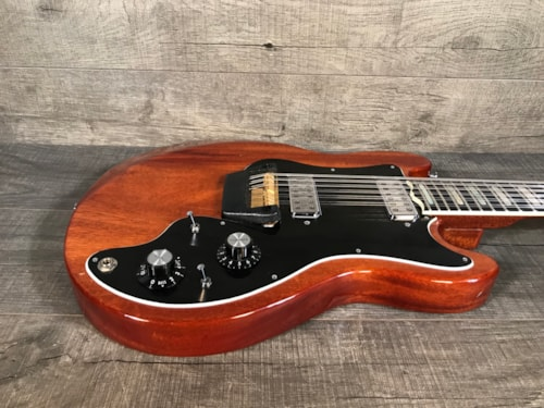 1975 Ovation Preacher Walnut