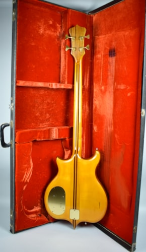 1976 Alembic Series 1 Natural, Very Good, Original Hard, $4,995.00