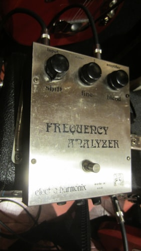 1976 Electro-Harmonix Frequency Analyzer Chrome, Excellent, $399.00
