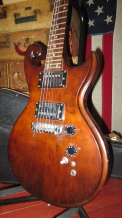 ~1976 Epiphone Scroll Guitar