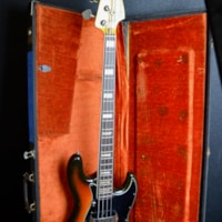1976 Fender Jazz Bass