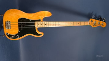 1976 Fender Precision Bass