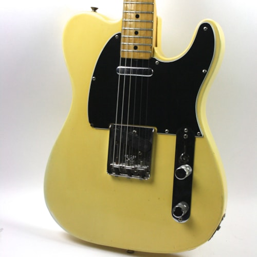 1976 Fender® Telecaster® Olympic White, Very Good, GigBag, $2,599.00