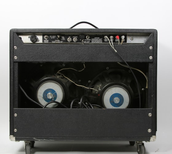 1976 Fender® Twin Reverb® Silverface, Very Good, $999.00