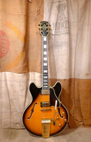 1976 Gibson  ES-355 Sunburst, Excellent, Original Hard