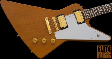 1976 Gibson Explorer, A preserved Limited Edition Model w/GREA