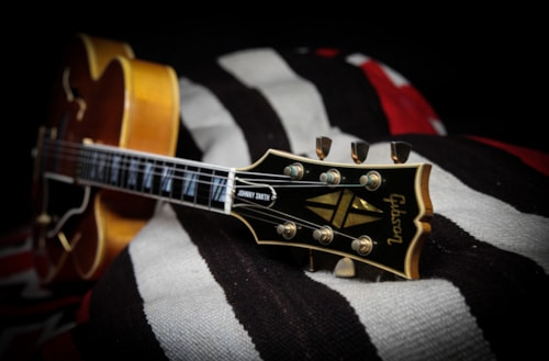 """1976 Gibson Johnny Smith """"Blonde"""""""
