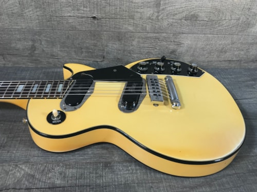 1976 Gibson Les Paul Recording White