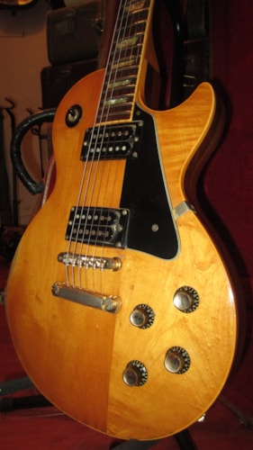1976 Gibson Les Paul Standard Natural, Excellent, Hard