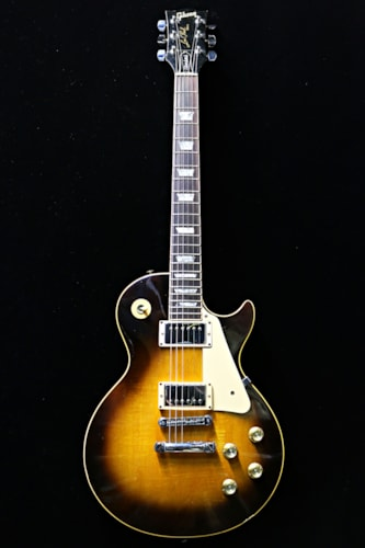 1976 Gibson Les Paul Standard Tobacco Burst, Good, Original Hard, Call For Price!