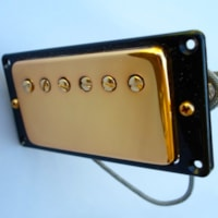 1976 Gibson Pat # Stamp Humbucker N.O.S never used