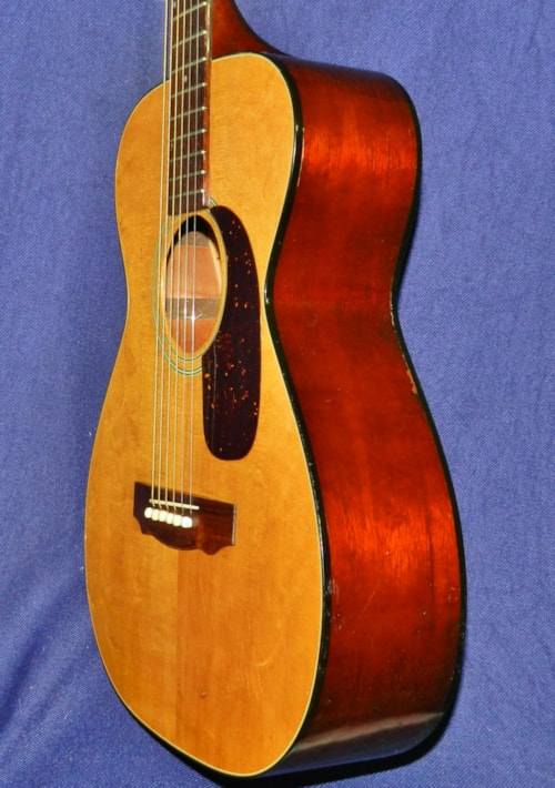 4aaf05149c9d0e 1976 Guild F-20N Natural   Guitars Acoustic