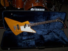 1976 Ibanez Destroyer Bass