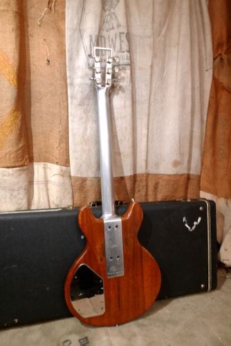 1976 Travis Bean TB1000A Artist Koa, Very Good, Original Hard