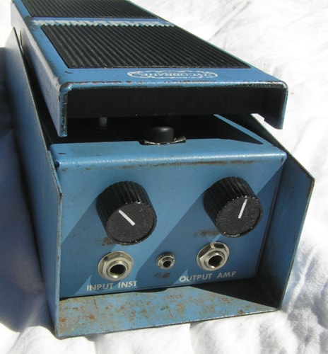 1976 Tycobrahe Pedalflanger Not a reissues. Serviced and ready to go 5 Chip