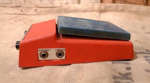 ~1976 Univox Superfuzz Red