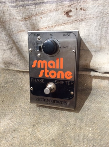 1977 Electro Harmonix Small Stone Phase Shifter Excellent, $175.00