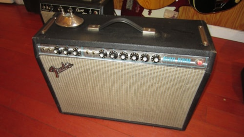 1977 Fender Deluxe Reverb Silverface