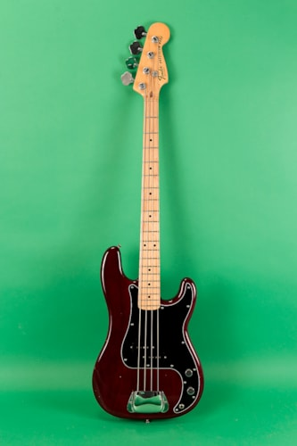 1977 Fender Precision Red
