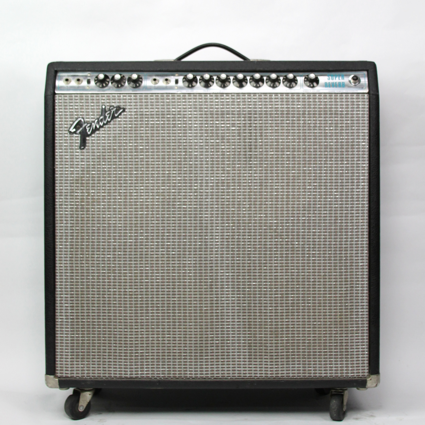 1977 Fender® Super Reverb® Silverface, Very Good, $799 00