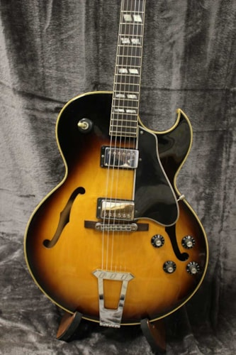 1977 Gibson ES-175D Sunburst, Good, Original Hard, $2,850.00