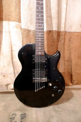 1977 Gibson L-6S Black, Good, GigBag, $1,050.00