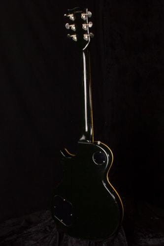 1977 Gibson LES PAUL Black, Good, Hard, $3,199.00