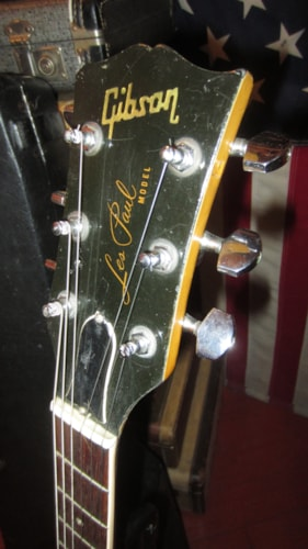 1977 Gibson LES PAUL SPECIAL (1955 Reissue) TV Yellow, Very Good, Original Hard, $1,895.00