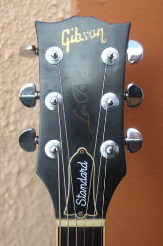 1977 Gibson Les Paul Standard Natural, Very Good, Hard, $3,700.00