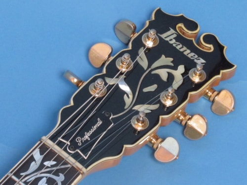 1977 Ibanez Model 2681 Bob Weir Signature Professional Natural, Excellent, Hard, $1,995.00