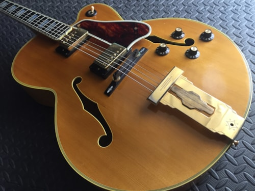 1977 Ibanez PHENOMENAL MINT VINTAGE 1977 IBANEZ # 2470NT Blonde, Near Mint, Original Hard, Call For Price!
